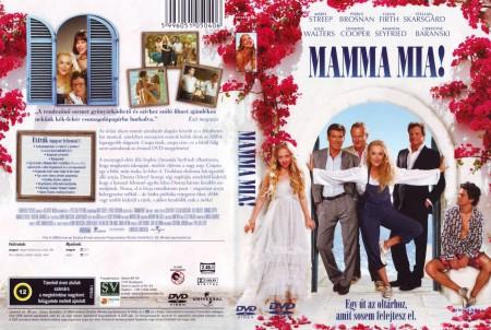 Mamma Mia! (1DVD) (Meryl Streep)