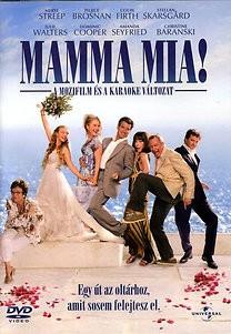 Mamma Mia! (2DVD) (mozifilm és karaoke változat)