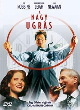 Nagy ugrás, A (1994 - The Hudsucker Proxy) (1DVD) (Tim Robbins - Joel Coen)
