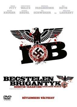 Becstelen Brigantyk (2DVD) (extra változat) (Quentin Tarantino)