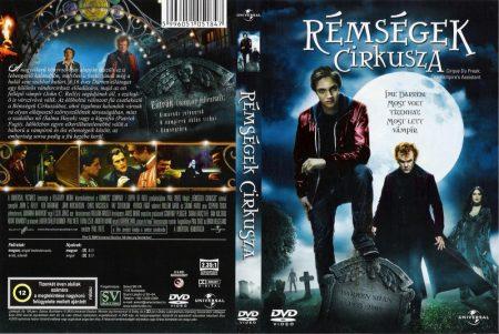 Rémségek cirkusza (1DVD)