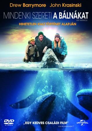 Mindenki szereti a bálnákat (1DVD)