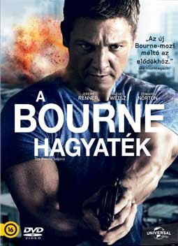 Bourne hagyaték, A (1DVD)