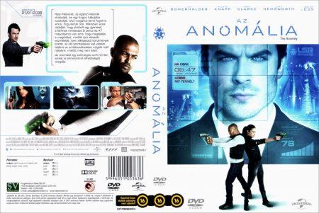 Anomália, Az (1DVD)