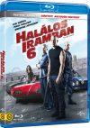 Halálos iramban 6. (1Blu-ray) (Fast and Furious 6, 2013) (bővített, akciódús változat) (Select Video kiadás)
