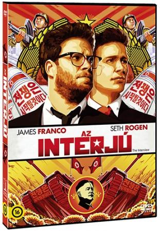 Interjú, Az (2014 - The Interview) (1DVD) (James Franco - Seth Rogen)