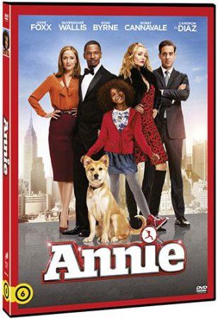 Annie (2014) (1DVD) (remake) (Jamie Foxx)
