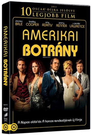 Amerikai botrány (1DVD) (Select Video kiadás)