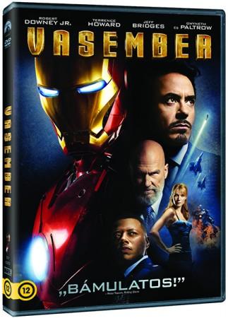 Iron Man 1. (Vasember 1.) (1DVD) (Marvel)