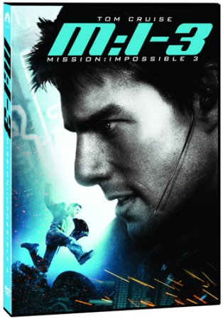 Mission: Impossible 3. (1DVD) (Select Video kiadás)