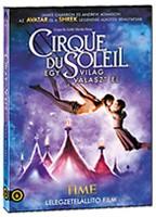 Cirque Du Soleil: Egy világ választ el (1DVD)