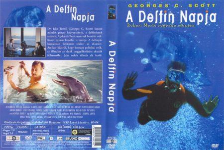 Delfin napja, A (1DVD) (George C. Scott)