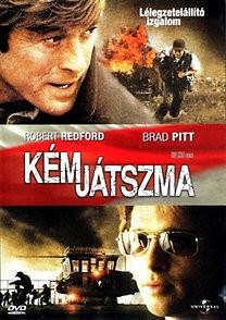 Kémjátszma (1DVD) (UIP Dunafilm kiadás) (felirat)