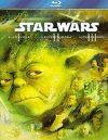 Star Wars - Előzmény trilógia (1-3. rész) (3Blu-ray box) (Blu-ray díszkiadás) (szinkron)