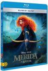 Merida, a bátor 3D (Blu-ray 3D+Blu-ray) (Disney)
