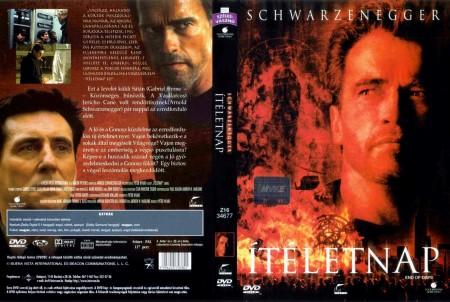 Ítéletnap (1999 - End Of Days) (1DVD) (Arnold Schwarzenegger)
