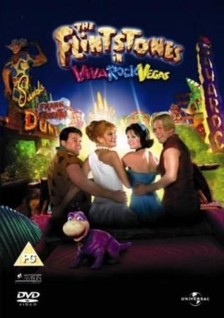 Flintstones 2. - Viva Rock Vegas (1DVD)