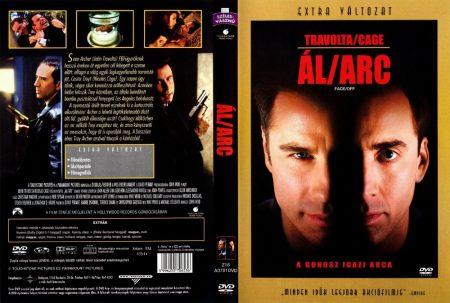Ál/Arc (1DVD) (extra változat)