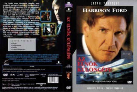 Elnök különgépe, Az (1DVD) (extra változat) (Intercom kiadás)