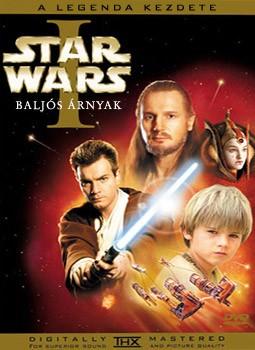 Star Wars 1. - Baljós árnyak (2DVD) (extra változat) (felirat)