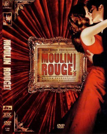 Moulin Rouge! (2DVD) (szinkron) (Oscar-díj) (felirat)