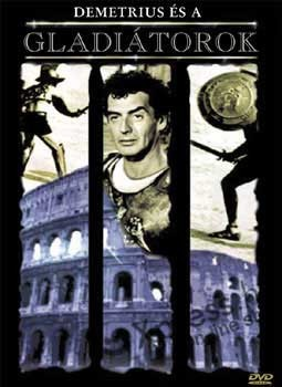 Demetrius és a gladiátorok (1DVD)