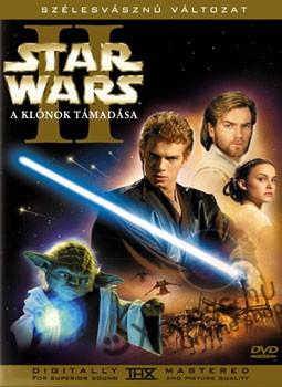 Star Wars 2. - A klónok támadása (2DVD) (extra változat) (felirat)