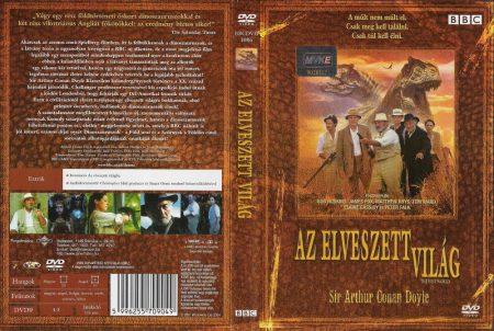 Elveszett Világ, Az (2001 - The Lost World) (1DVD) (Sir Arthur Conan Doyle) (BBC)