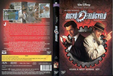 Bigyó felügyelő 1. (1DVD) (Inspector Gadget) (Disney)