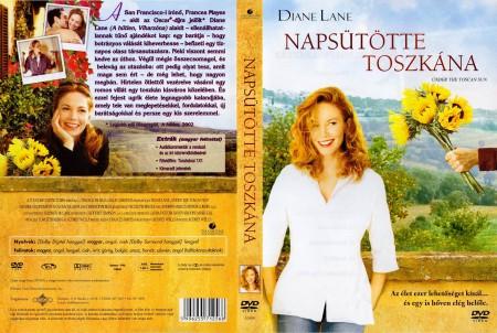 Napsütötte Toszkána (1DVD) (Intercom kiadás)
