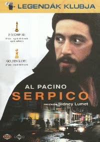 Serpico (1DVD) (Legendák klubja kiadás) (külső papírtok nélkül)