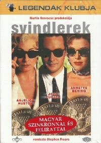 Svindlerek (1DVD) (Legendák klubja kiadás)( fekni nélkül )