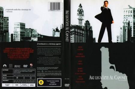 Aki legyőzte Al Caponét (1DVD) (Brian De Palma) (Intercom kiadás) (szinkron) (minimálisan használt példány)