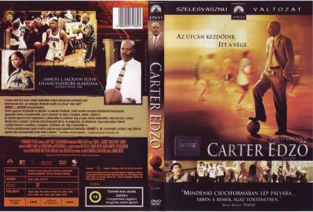 Carter edző (1DVD)