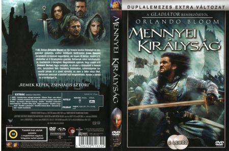 Mennyei királyság (2DVD) (extra változat) (használt, karcos példány)