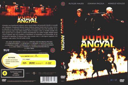 Dühös angyal (2002 - Warrior Angels) (1DVD) (Joanna Pacula)