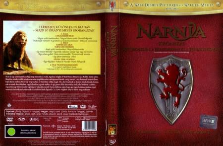 Narnia krónikái 1. - Az oroszlán, a boszorkány és a ruhásszekrény (2DVD) (extra változat)