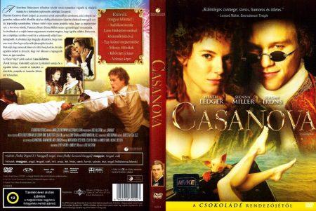Casanova (2005) (1DVD) (Heath Ledger - Sienna Miller)