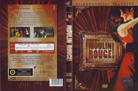Moulin Rouge! (1DVD) (szinkron) (Oscar-díj)