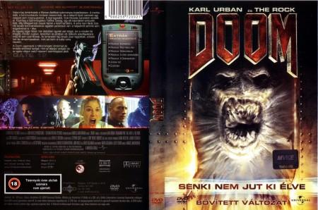 Doom (1DVD) (bővített változat) (Intercom kiadás)