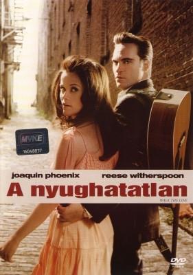 Nyughatatlan, A (1DVD) (Joaquin Phoenix) (Johnny Cash életrajzi film) (Oscar-díj)