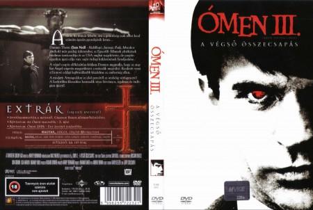 Ómen 3. - A végső összecsapás (1981) (1DVD)