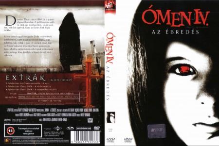 Ómen 4. - Az ébredés (1991) (1DVD)( használt példány )