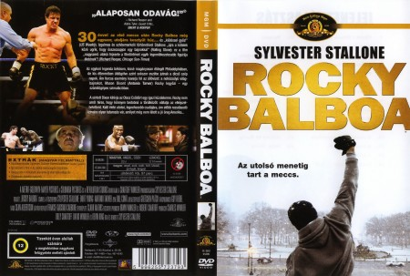 Rocky 6. - Rocky Balboa (1DVD) (szinkron)