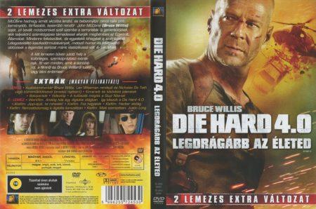 Die Hard 4.0 - Legdrágább az életed (2DVD)