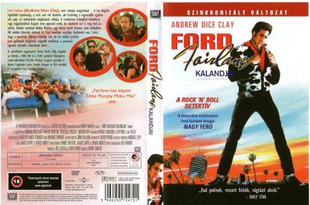 Ford Fairlane kalandjai (1DVD) (szép állapotú példány)