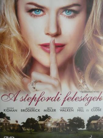 Stepfordi feleségek, A (1DVD)