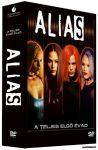 Alias 1. évad (6DVD box)