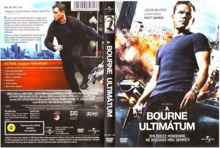 Bourne ultimátum, A (1DVD) (Intercom kiadás)
