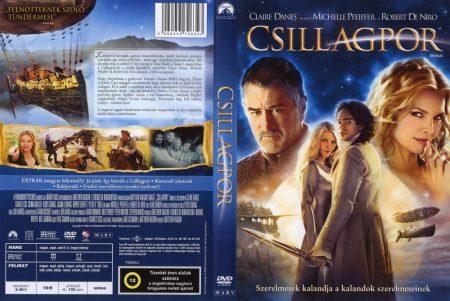 Csillagpor (1DVD) (Stardust) (Robert De Niro - Michelle Pfeiffer)